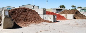 We stock a range of bulk soils, barks, mulches, pebbles and gravel
